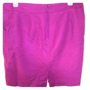 Merona Stretch Skirt Size 14 Fuchsia Pink